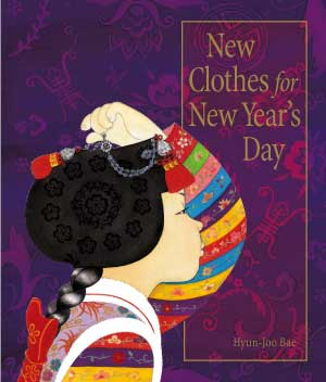 New Clothes for New Year's Day (Korean Holiday)