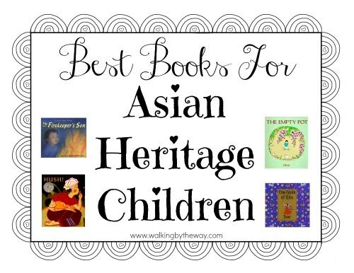Best Books for Asian Heritage Children