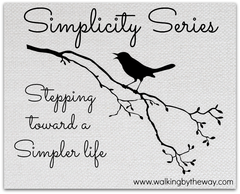 Simple Way Of Life Quotes: Things {Simplicity Week 2}